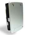 Aluminum Metal Case for HP iPAQ hx4700 Series (Silver), (Black)