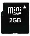 Карта памяти Silicon Power mini SD  2Gb (45x)